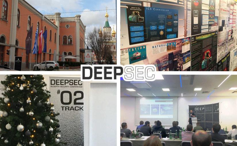 DEEPSEC 2019 – Nachlese zum großen IT-Sicherheit Event